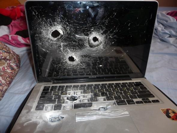 Shot-Macbook
