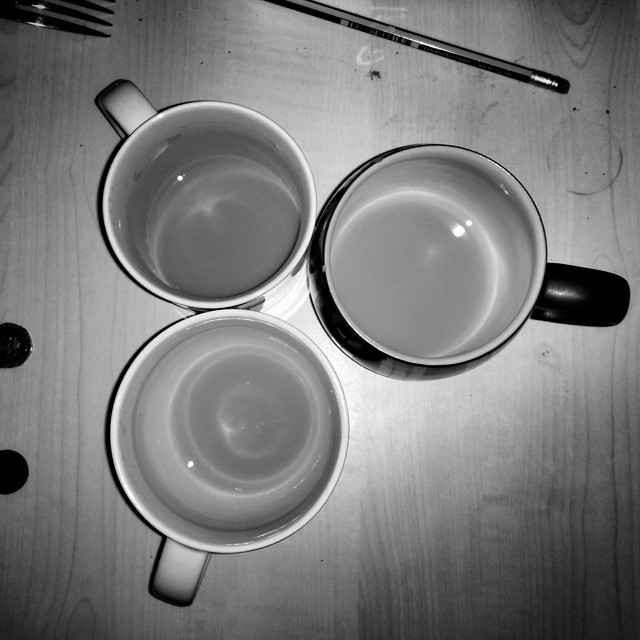 Three Teas #POTD