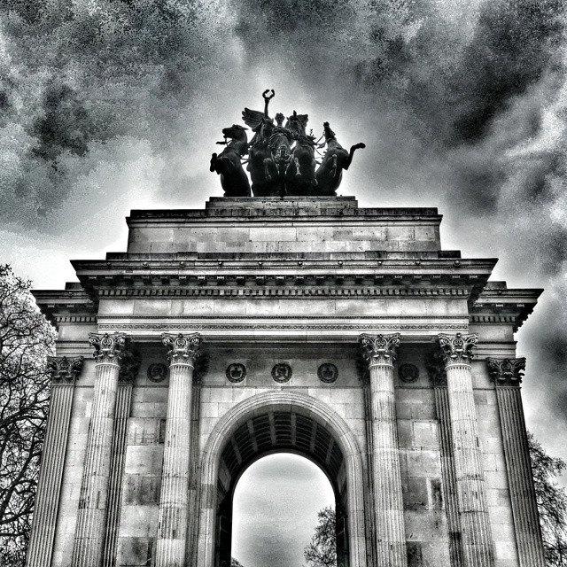 Marble Arch. #POTD