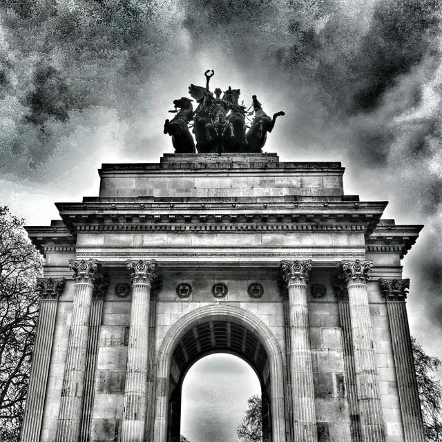 Marble Arch. #POTD