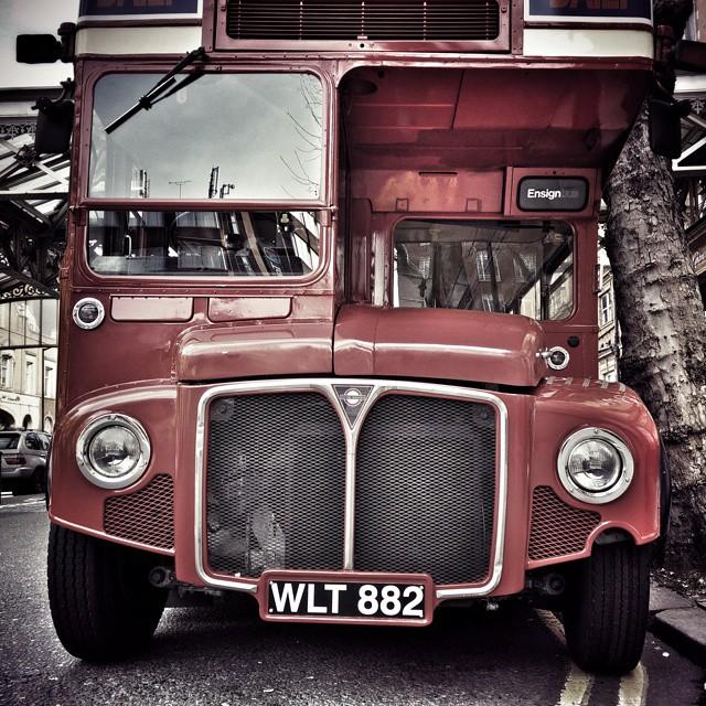 Old bus #POTD