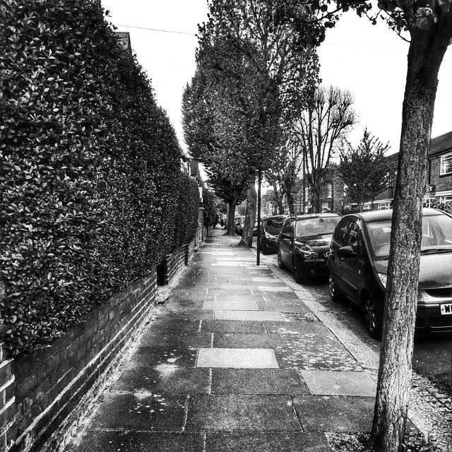 The walk to #homegroup. #POTD