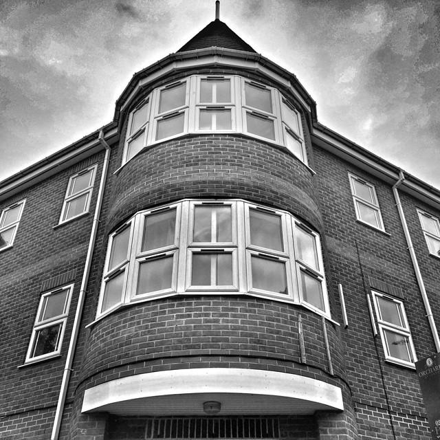 Ye olde tower stylee flats. #POTD