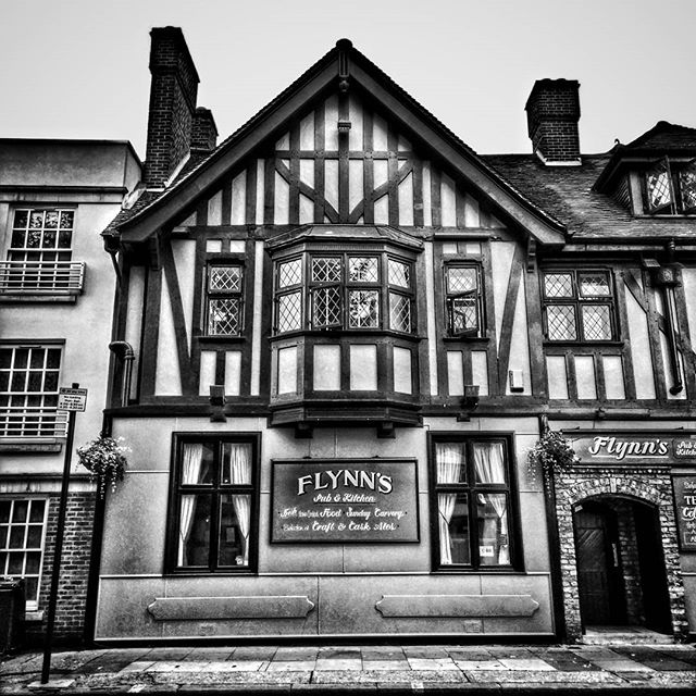 Lovely old looking pub #Architecture #Vintage #POTD