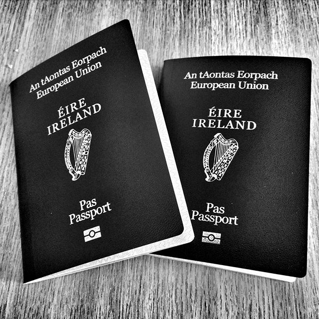 #Thankyoutoday for @PassportIRL getting the #twins passports done in record time #POTD
