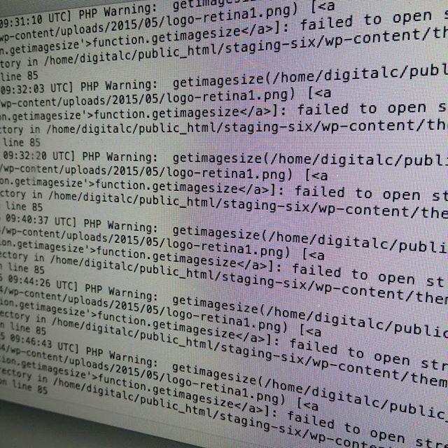 Code errors #Pil2Par #POTD