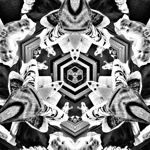 Chilling with my boy. #sunday #lazyafternoons #kaleidoscope #POTD
