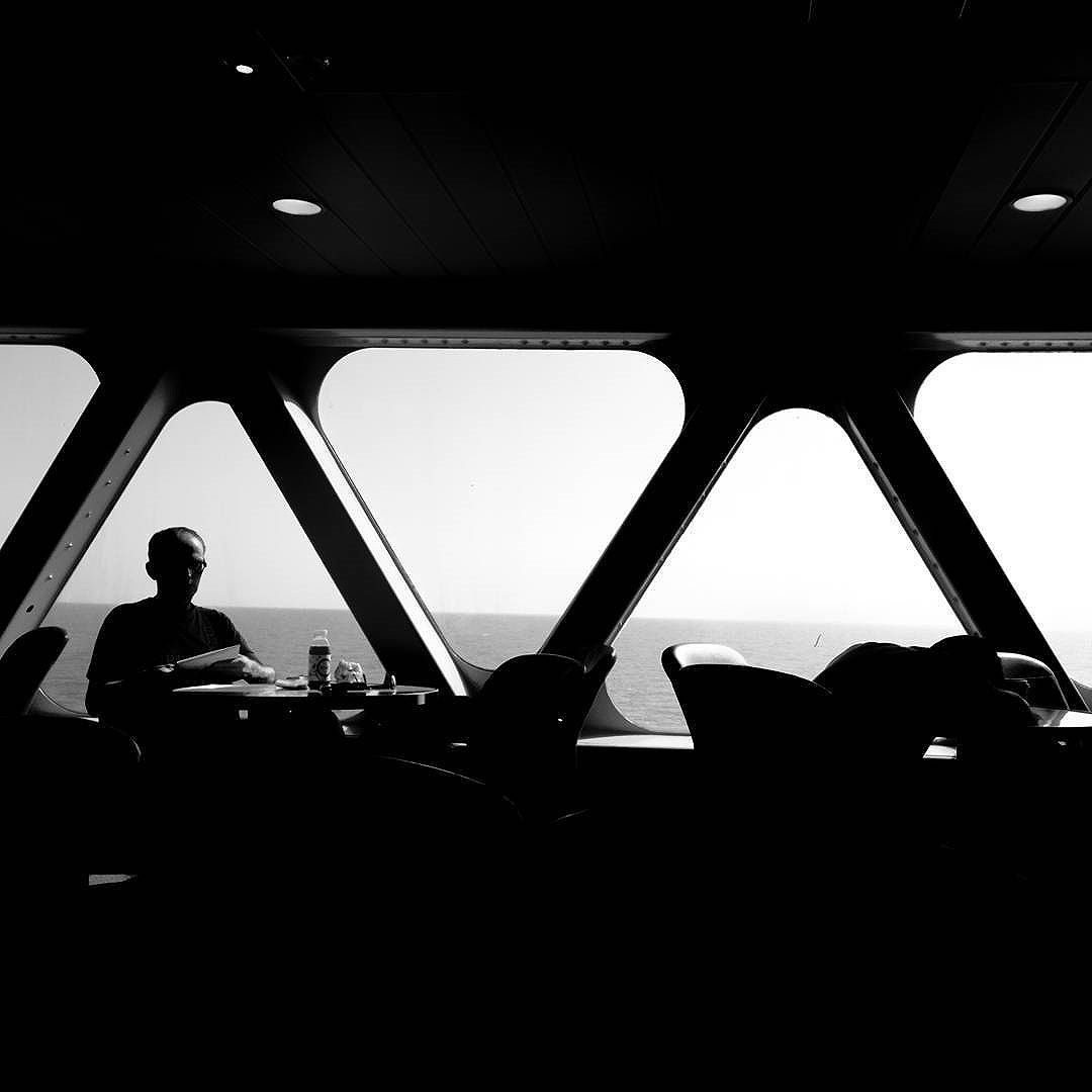 On the @irishferries sailing back to the UK. #Ireland, you were awesome.